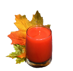 Apple Harvest Tumbler Candle