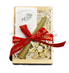 Bayberry Christmas Eve Candle Gift Box