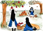 Dominican Nun Greeting Cards