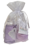 Spa Day Lavender Gift bag