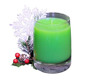 CHRISTMAS COLLECTION CANDLE