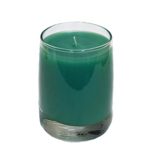 All Seasons: A Lightly Pine scented Candle!