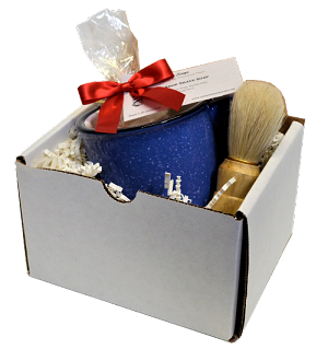 Shaving Soap Gift Set